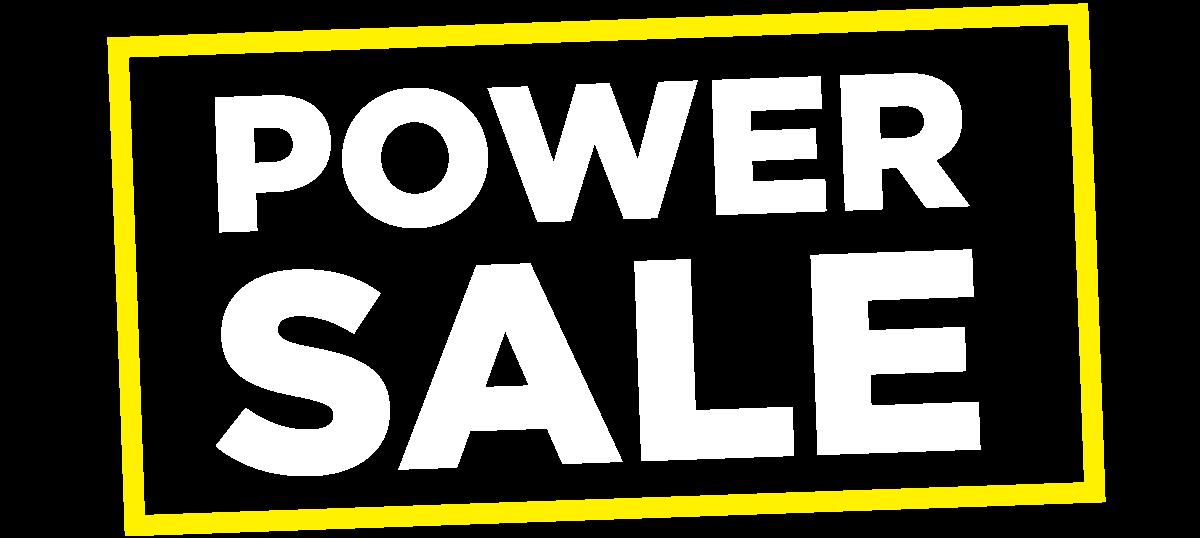 Power Sale