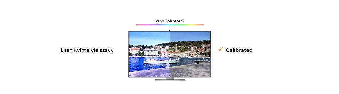 Tv Kalibrointi
